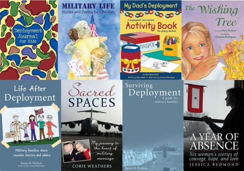 Books recommended for deployment and reunion
